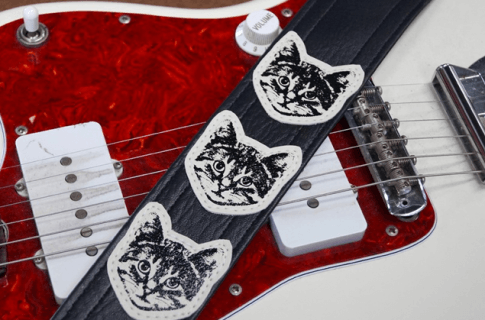 Couch Guitar Straps