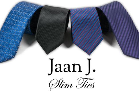 Jaan J. Non Silk Ties & Bow Ties