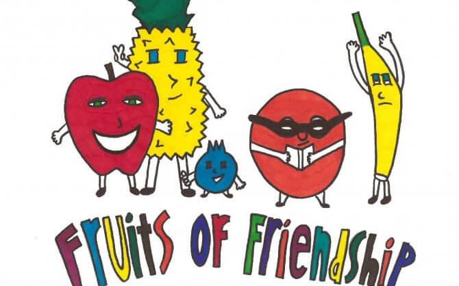 Fruits of Friendship
