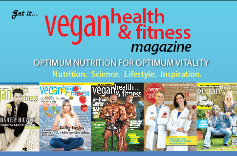 Vegan Health and Fitness Magazine