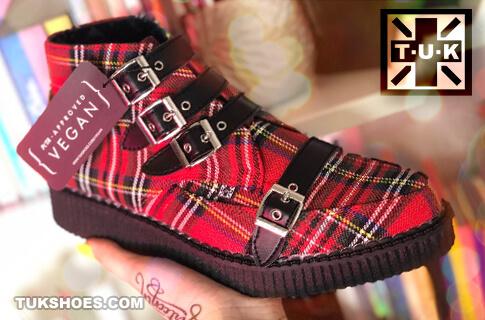T.U.K. Footwear