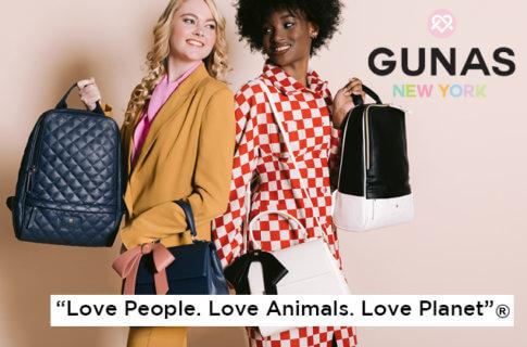 GUNAS Luxury & Ethical Handbags