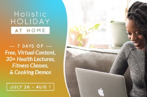 Holistic Holiday at Home