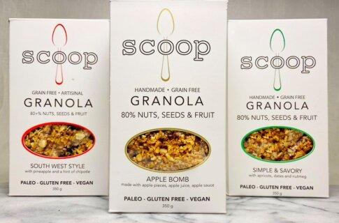 Scoop Granola